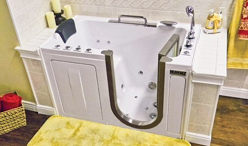 built-in walk-in tubs