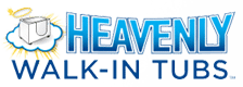 Heavenly Walk-In Tubs Logo