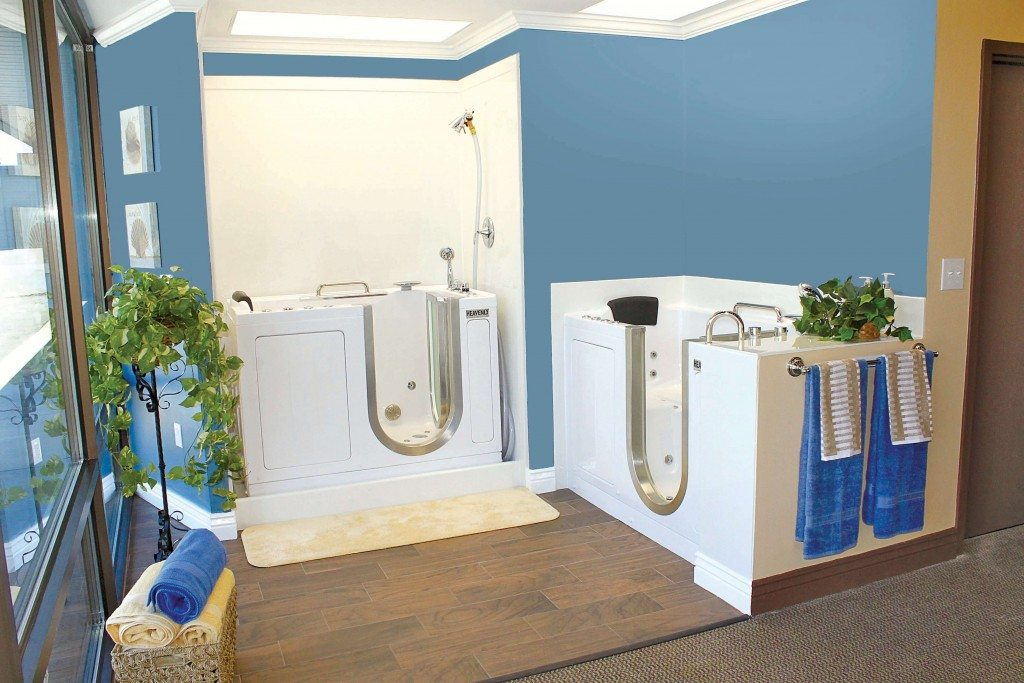 Portable Bathtubs for Sale | Heavenly Walk-in Tubs
