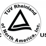 TUV Rheinland of North America, Inc. Logo